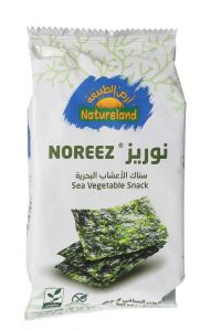 Natureland Noreez Sea Vegetable Snack