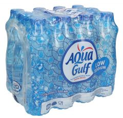 Aqua Gulf Drinking Water Low Sodium