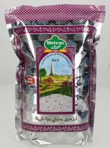 Mehran Long Grain Super Basmati Rice