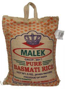 Malek Pure Basmati Rice