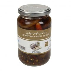 Farmers Market Mountain Garlic Pickles