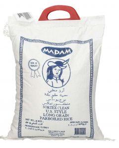 Madam Long Grain Parboiled Rice