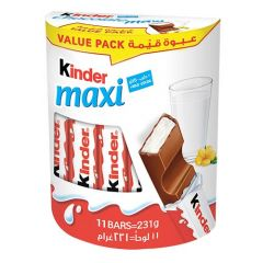 Kinder Maxi Chocolate Value Pack