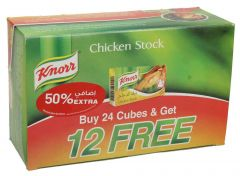 Knorr Chicken Cubes Stock