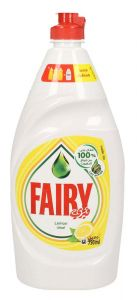 Fairy Lemon Liquid Dishwashing