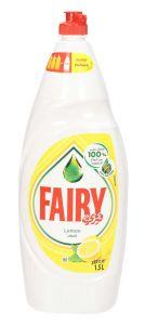 Fairy Lemon Dishwashing Liquid