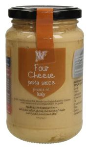Mf Four Cheese Pasta Sauce