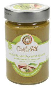 Coat & Fill Roasted Pistachio Spread And Fill