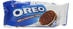 Oreo Milk & Chocolate Cookies