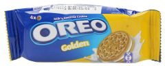 Oreo Golden Milk Cookies