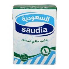 Saudia Whole Milk
