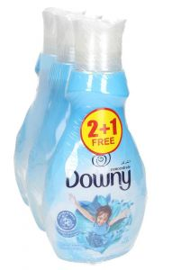 Downy Valley Dew Fabric Conditioner 2 + 1 Free