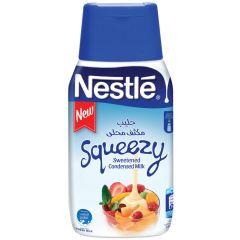 Nestle Squeezy Sweetened Condensed Milk Bottle