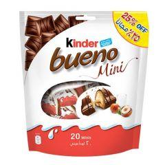 Kinder Bueno Mini Chocolate Pack
