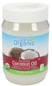 Clearly Organic Coconut Oil