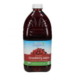 Clearly Organic Cranberry Juice