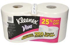 Kleenex Viva Long Lasting Mega Roll Kitchen Towel