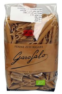 Garofalo 5-70 Wheat Organic Penne Ziti Rigate Pasta