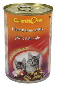 Canifors Triple Balance Mix Complete Cat Food