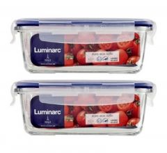 Luminarc Rectangular Pure Box Set