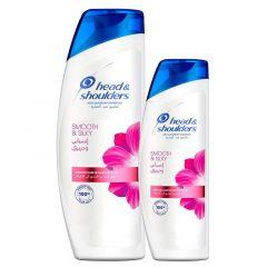 Head & Shoulders Smooth & Silky Anti Dandruff Shampoo