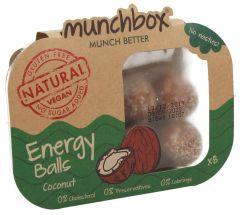 Munch Box Cocount Energy Balls