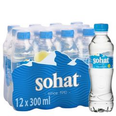 Sohat Natural Mineral Water 12 Pieces