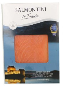 Salmontini Scottish Smoked Salmon