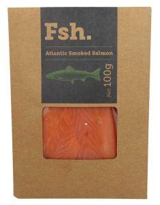 Salmontini Fish Atlantic Smoked Salmon