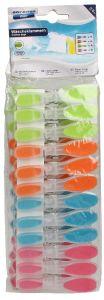 Coronet Clothes Plastic Pegs Set