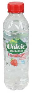 Volvic Touch Of Fruit Strawberry Natural Mineral Water