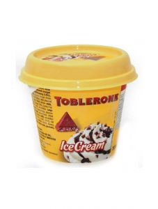 Toblerone Ice Cream