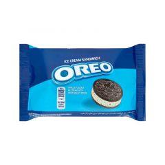 Oreo Cookie Sandwich Ice Cream
