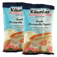 Kaanlar Mozzarella Shredded Cheese