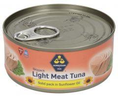 Al Wazzan Skipjack Tuna In Sunflower Oil