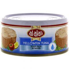 Al Alali Yellowfin Tuna In Water
