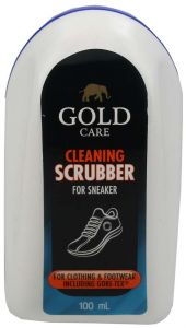 Gold Care Sneaker Cleaning Scrubber