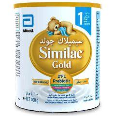 Similac Gold 1 Infant Formula Cow'S Milk 0-6Months