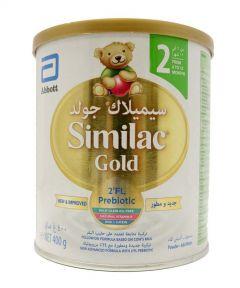 Similac Gold 2 Follow On Formula Cow'S Milk 6-12Months