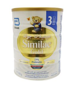 Similac Gold 3 Growing Up Formula Cow'S Milk 1-3Years
