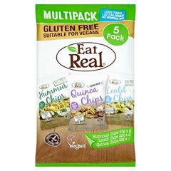 Eat Real Gluten Free Hummus Lentil Quinoa Chips