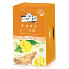 Ahmad Tea Lemon & Ginger