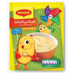 maggi kids creamy potato soup