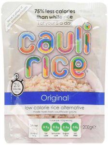 Full Green Cauliflower Original Low Calorie Rice Alternative