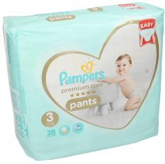 Pampers Premium Care Pants Diapers Size 3 Midi 6-11kg