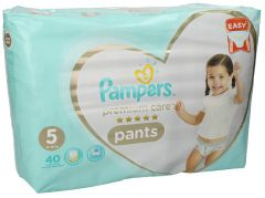 Pampers Premium Care Pants Diapers Size 5 Junior 12-18kg