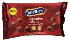 Mcvities Digestive Milk Chocolate Nibbles