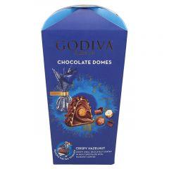 Godiva Crispy Hazelnut Chocolate Domes
