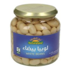 Natureland Organic White Beans