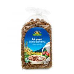 Natureland Cocoa Chia Granola Cereal